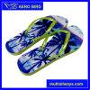 PE van de Riem van Colorfu Afrikaanse Pantoffels voor Dames (bF15003-Green)
