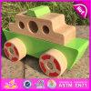 Caminhão de madeira encantador do brinquedo 2015, brinquedo de madeira do caminhão dos miúdos novos, brinquedo de madeira do carro da venda quente, madeira do brinquedo do carro para o bebê W04A205