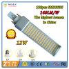 CRI80 PF0.95 LED da caixa em alumínio Pl Luz para exibir detalhes de caso