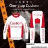 Изготовленный на заказ задействуя износ спорта износа Bike OEM комплектов Джерси Unisex