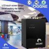 El difusor recargable del petróleo esencial de la microdifusión del diseño 500ml de la pantalla táctil del LCD cubre 300-700 M2