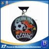 カスタムフットボールの昇進のスポーツの金属メダル(Eleメダル020)