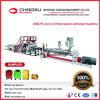 Mit hohem Ausschuss harter Laufkatze-Kasten-Beutel ABS-PC Plastikextruder, der Maschine herstellt