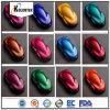 Plastiのコーティングの真珠は雲母の顔料の粉の製造者に彩色する