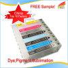 Compatible Epson T6071 Cartucho de tinta de pigmento colorante de sublimación para Epson Stylus PRO 4880