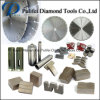 China Herramienta de corte de piedra Herramienta de diamante de potencia Pulifei para hormigón de mármol de granito