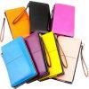 Бумажник портмона PU OEM цветастый яркий женский с застежкой -молнией