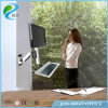Brazo ajustable del montaje del monitor del soporte del monitor Ws15 de la pieza inserta de la carga de Jeo 8kg de la altura rápida de la función