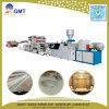 Chaîne de Production en Plastique de Faux de PVC de Marbre de Feuille de Panneau Artificiel de Mur