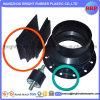 Изготовленный на заказ резиновый часть/резиновый бампер/резиновый колцеобразное уплотнение/резиновый уплотнение