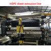 PE HDPE Geomembrane die Machine maken
