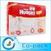 赤ん坊Diaper BagかPlastic Baby Wipe Bag/Pamper Packaging Bags