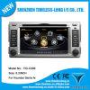 GPS를 가진 Hyundai 산타페이, Bt 의 iPod, USB, 3G, WiFi를 위한 2DIN Audto Radio DVD Player