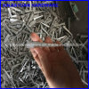 Chiodo duro 8d 2-1/2 della massoneria del taglio galvanizzato Q235 ''