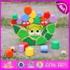 2015 nuovo Funny Play Wooden Balance Toy per Kids, Popular Wooden Kids Balance Toy, Highquality Wooden Discovery Kids Toy W11f049