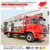 De middelgrote Vrachtwagen van het Bed van de Plicht Lage voor Vervoer van de Machine van de Techniek