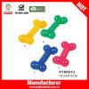 Knochen-Form-weiches Gummihundespielzeug (YT80913)