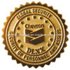 Монетка Edgechallenge шестерни плакировкой золота