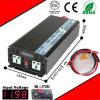 инвертор 12VDC или 24VDC или 48VDC 1000W DC-AC солнечный к чисто инвертору волны синуса 110VAC или 220VAC