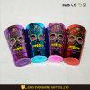 Farben-galvanisierendes Glascup des Abziehbild-480ml für trinkendes Getränk