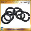 까만 탄소 강철 급료 8 자물쇠 세탁기 봄 세탁기 M2-M30