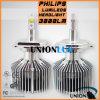 LED Car Headlight Kit 3000lm H4 LED Headlight Philips