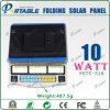 caricatore solare pieghevole 10W per Nokia/Samsung/Moto/Sonyericsson (PETC-S10)