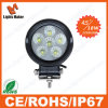Fabriek Price 18W LED Working Lamp Auto LED Lighting voor Trucks Driving 18W LED Headlight Good Quality IP67 Waterproof