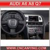 Spezieller Car DVD-Spieler für Audi A6 A8 Q7 mit GPS, Bluetooth. (CY-8957)