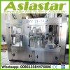 Machine recouvrante remplissante de lavage mis en bouteille automatique de l'eau liquide carbonatée