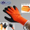 Nmsafety Дешевые Тепловая перчатки латексные покрытием Захваты перчатки