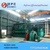 Usine de gazéification de biomasse d'alimentation