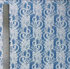 Tela elástica de nylon do laço
