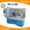 선반 기계를 도는 CNC 기계 절단 도구