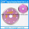 Diamond Wet hoja de sierra de corte de discos
