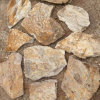 Placages en pierre desserrés de grès de décoration de mur extérieur (SMC-FS059)