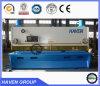 QC11Y-16X3200 유압 격판덮개 단두대 깎는 기계