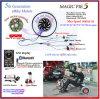 Programmeerbare Bluetooth! De elektrische Motor van /Bicycle van de Motor van de Hub van de Fiets 48V 750W