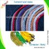 6mm Colored pp Twist Rope per Bag Handling