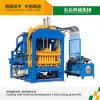 機械、販売のための煉瓦製造設備の工場を作るQt4-15cの空のブロック