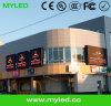 Im Freien P6 P8 P10 P16 P20 IP65 hohe Helligkeit wasserdichte LED-Bildschirmanzeige