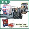 Máquina de la bolsa de papel de Kraft del ahorro de energía