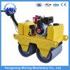 Camminare-Dietro il singolo rullo compressore del timpano con il motore di benzina