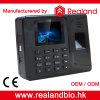 Impressão digital biométrica de Realand e de cartão da identificação sistemas do comparecimento do tempo