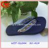 Pistone superiore dei sandali di stile della Boemia del nuovo tessuto per le donne
