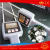 Tk100c Método de condutividade de compensação de temperatura panos de algodão de semente Medidor de Umidade