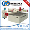 China hizo la máquina Waterjet profesional del corte del vidrio