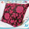 Polyester Rose Embroider Cushion für Home Cushion Cover mit Zipper