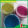 Fournisseur coloré de poudre de scintillement pour le papier de PVC