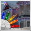 Het Zonne LEIDENE van de Decoratie van Kerstmis van het Festival van de partij Licht van het Koord